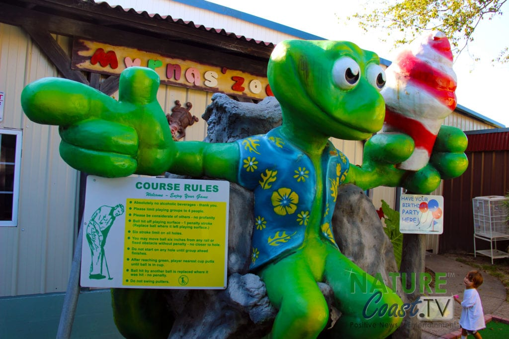 Boyett's Grove Citrus and Attraction has fun galore just a few mile east of Brooksville on Spring Lake Highway.