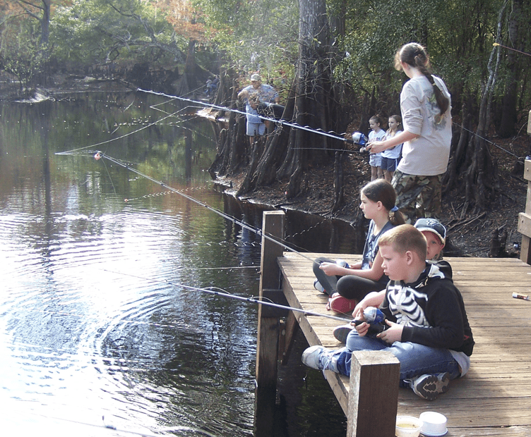Family Fishing Festival Withlacoochee