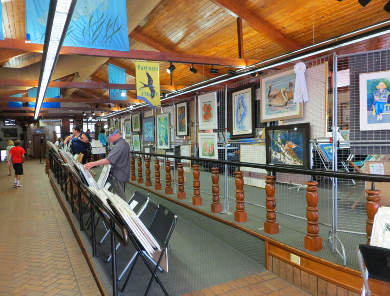 The Annual Citrus Watercolor Club's Fall Show is at the Park November 19-20.