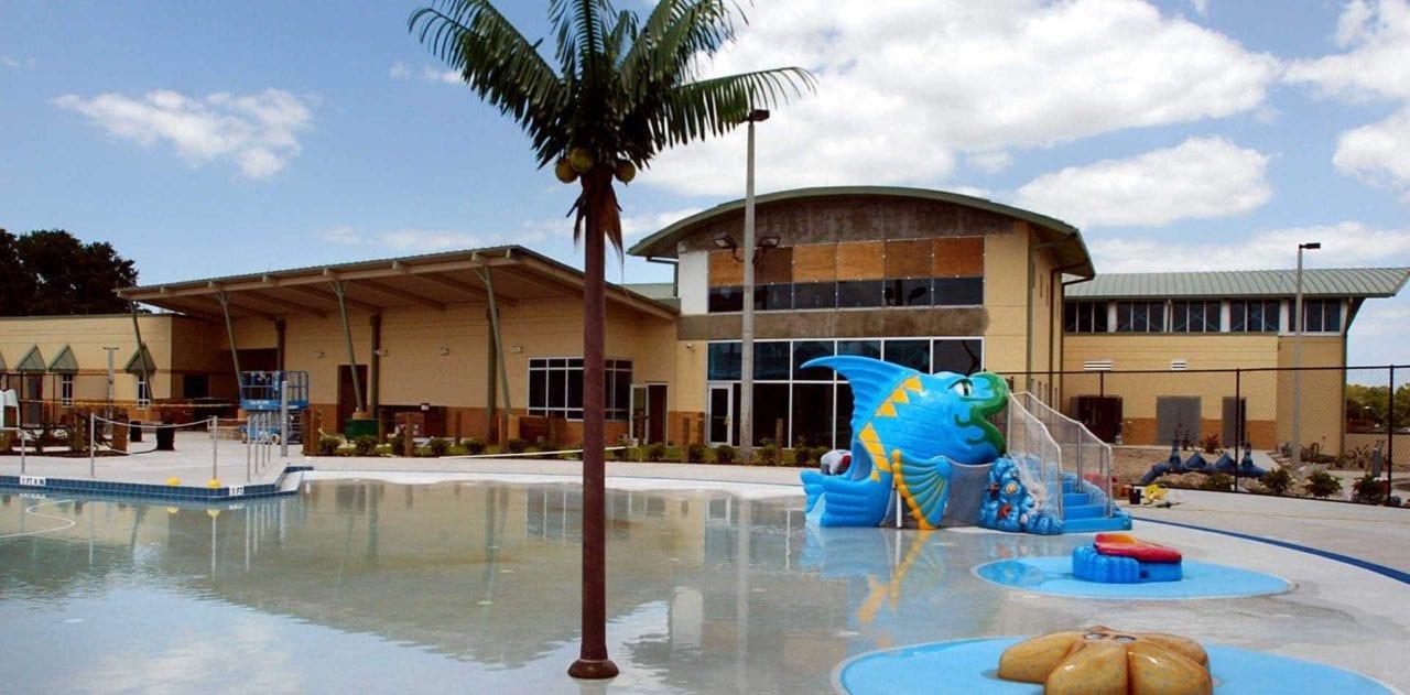Groundbreaking ceremony 5 31 for npr recreation aquatic - Spring hill recreation center swimming pool ...
