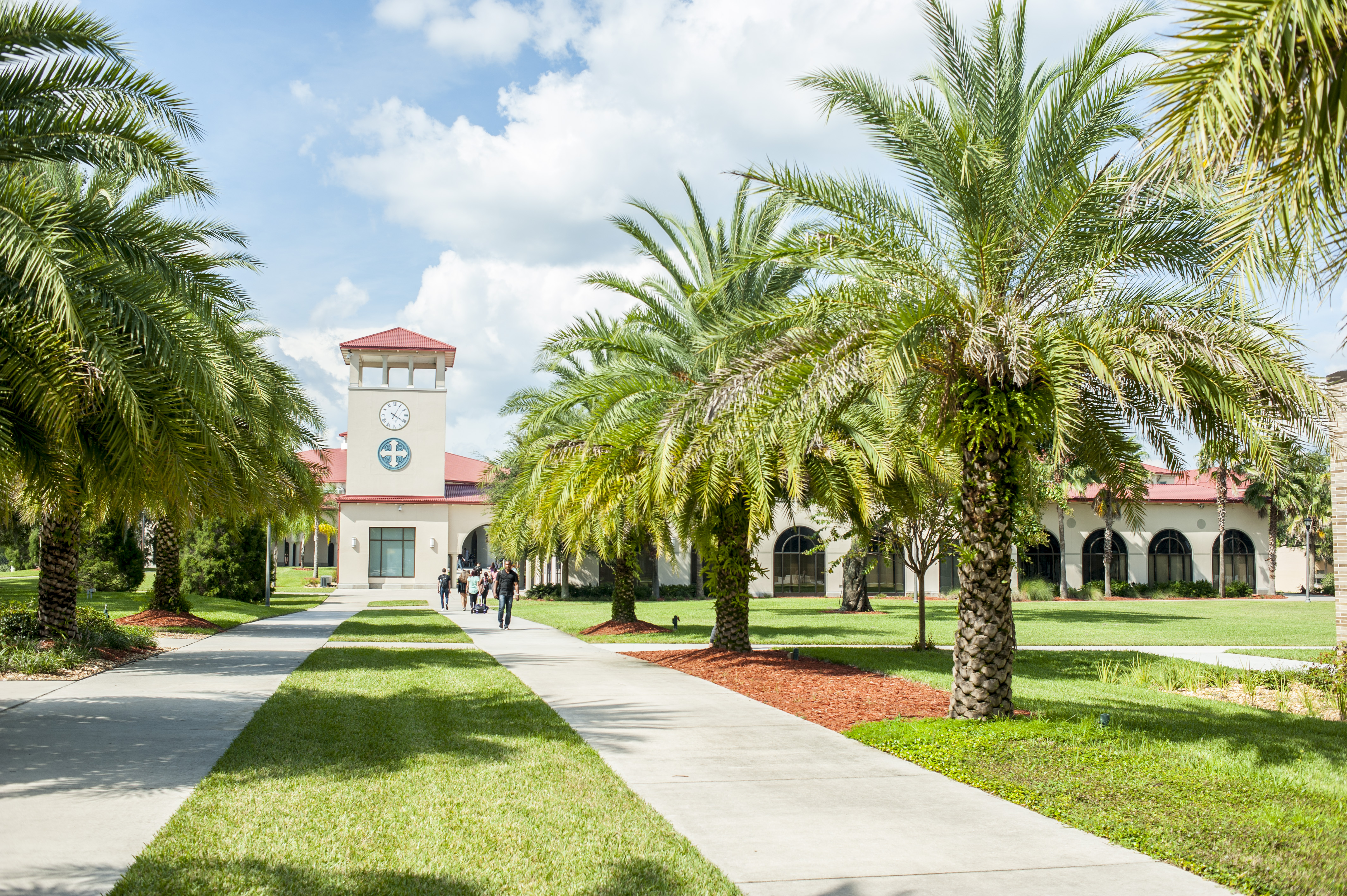 an analysis of the values of the saint leo university in florida Learn more about our education, master program offered at our regionally accredited, saint leo university core values is the cornerstone of saint leo.