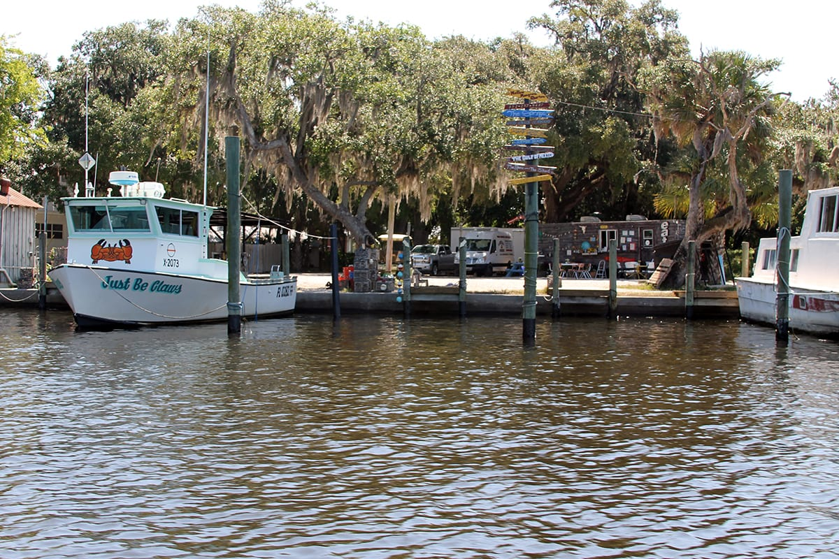 Old Homosassa Heritage Park