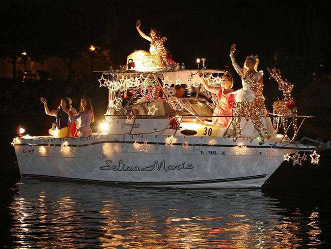 2021 Homosassa Christmas Boat Parade Join The 18th Annual Cotee River Christmas Boat Parade Naturecoaster Com