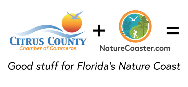 NatureCoaster.com joins Citrus County Chamber of Commerce.