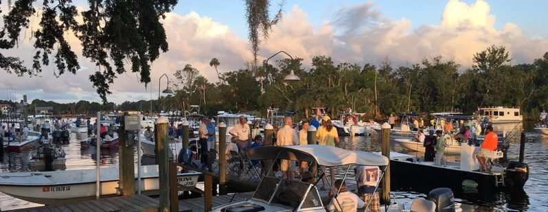 Summer begins in Old Homosassa