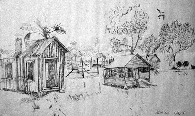 Old Homosassa Heritage Park