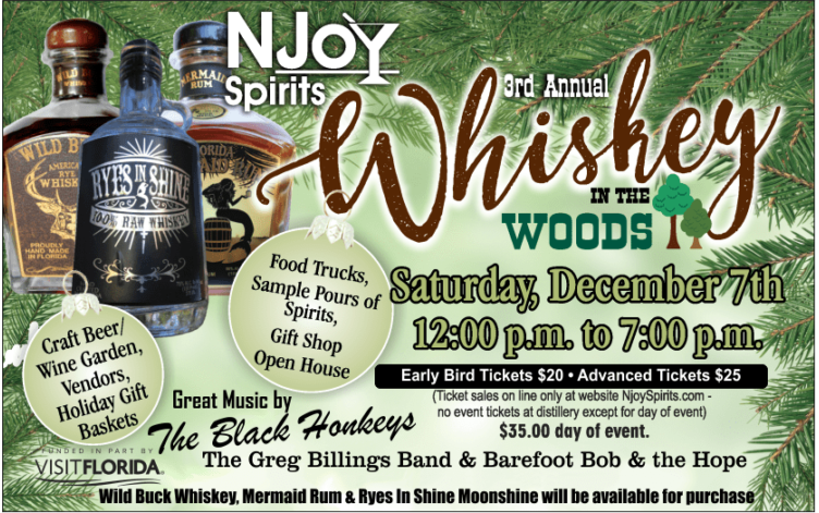 whiskey in the woods 2019