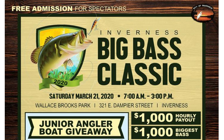 inverness big bass classic 2020