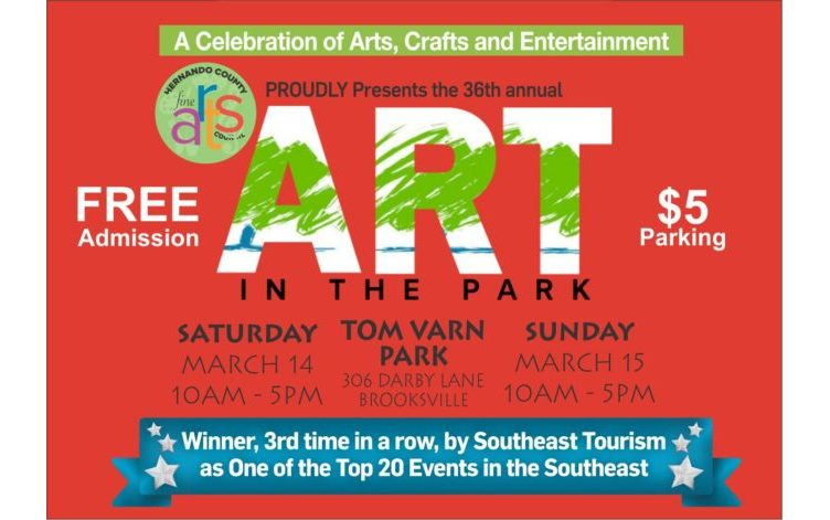36th annual art in the park
